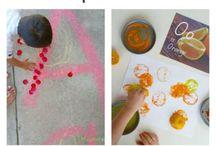 Preschool co-op: abcs