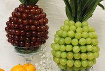 Insalate di fruta