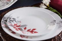 Corelle Impressions Vive / Corelle Impressions dinnerware has patterns that have been picked from the most enduring trends in home décor. The Impressions line embodies both timeless tradition and updated trends, with traditional designs incorporating flowers, fruits and nature, this line is perfect for those who appreciate the simple things in life.