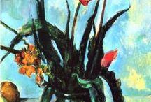 Paul Cezanne / Malarstwo