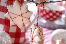 Ricette e creazioni natalizie in cucina