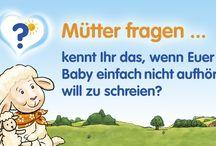 Mütter fragen... kennt Ihr das, wenn Euer Baby einfach nicht aufhören will zu schreien?