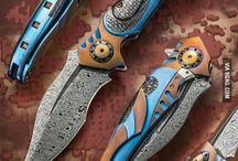 Cool knifes and stuff