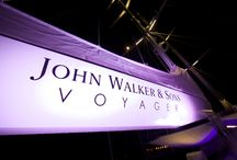 Johnny Walker & Sons | The Voyager