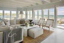 Beach house vibe