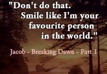 Twilight Saga Quotes