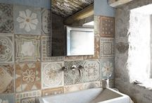 floor&wall / raccolta di spunti e idee per rivestire pavimenti e pareti....