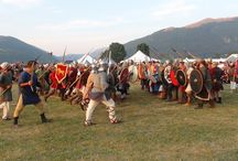 Montelago Celtic Festival 2015 - La Battaglia a cui abbiamo partecipato