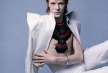 David Bowie by Richard Imrie