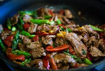 stir-fry / asian and otherwise.