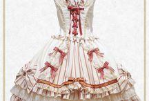 特に描きたいドレス