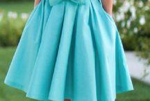 Faldas y vestidos verano