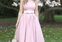 pink dresses 4 wedding