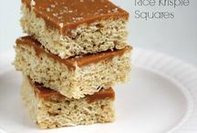 Rice Krispie treats / by Donna Gallup
