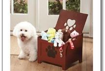 dog toys storage