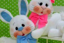 easter bunny / húsvéti nyuszik