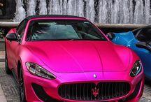 Maserati rolze