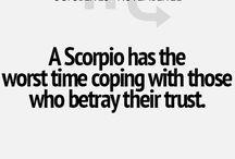 Skorpion Thomas stjernetegn