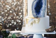 Styled Shoot: Geodes & Gemstones