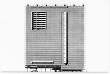 RM 1994 Compaq Computer Center Master Plan Houston, Texas 1994 / RICHARD MEIER