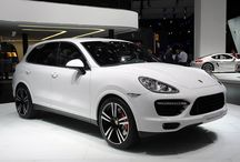 Ultimate dream car... Cayenne Turbo