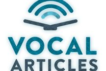 Vocal Articles / Vocal Articles written by the staff of New York Vocal Coaching and New York Speech Coaching. We hope these great essays  help you improve your singing and speaking voice!
