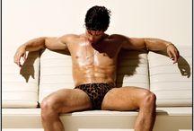 Men's Swimwear Campaigns and Editorials / Men's swimwear campaign and editorial image that interest me.