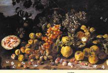 Renaissance inspirered fall wreaths
