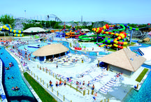 Beat The Heat / Count to three and hold your breath! Hundreds of gallons of water will drown your worries and cool your jets at one of Iowa's many waterparks.