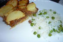 Main course - recipes מנות עיקריות מתכונים / Recipes for main courses