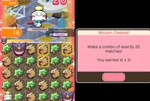 Pokemon Shuffle / Our favourite pins from #PokemonShuffle for #Mobile and #Nintendo3DS. More info on this title @ http://www.pokemondungeon.com/pokemon-shuffle
