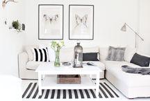 Pure White Interiors