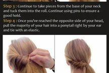 Hairs & Nails
