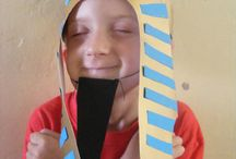 Kids Crafts Egypt