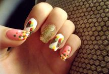 Easy nail art designs / Easy nail art