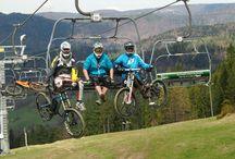 Sezon rowerowo donhillowy w Dwóch Dolinach 2014 otwarty