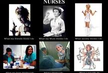 Nursing / by Jackie Baxmann-James