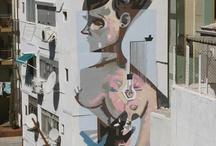World of Urban Art : XABIER XTRM  [Spain]