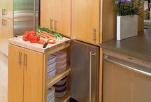 Kitchen Features / Things that make you go Hummmm / by RJK Construction, Inc
