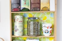 LOOK: Getting organized / Inspiration and DIYs on how to get more organized
