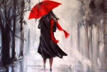 Illustrationen: Regen