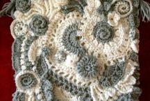 crochet free form