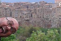 Invadiamo Il Museo Manzi a Pitigliano Invasioni Digitali15 / #InvasioniDigitali , I'm an invader