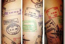 Tattoos / Really cool tattoo ideas.