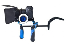 Photo Equipment / A selection of key photography accessories.