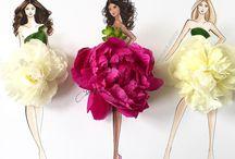 Flores Roupa
