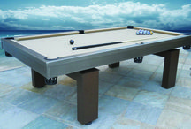 Outdoor Pool Tables / Selection of Outdoor Pool Tables