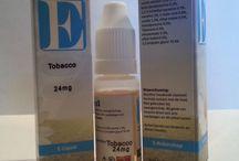 E-Rokershop Tabak E-Liquids Elektrisch roken / De E-rokershop e-liquid lijn wordt geproduceerd door een van de grootste producenten ter wereld. De e-liquid is verkrijgbaar in verschillende smaken en nicotine sterktes. De verhoudingen van de ingrediënten zijn dusdanig op elkaar afgestemd dat de damp zacht in de keel is.