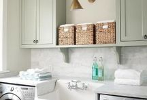 All Clean! laundry room ideas