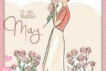 Ny månad Maj